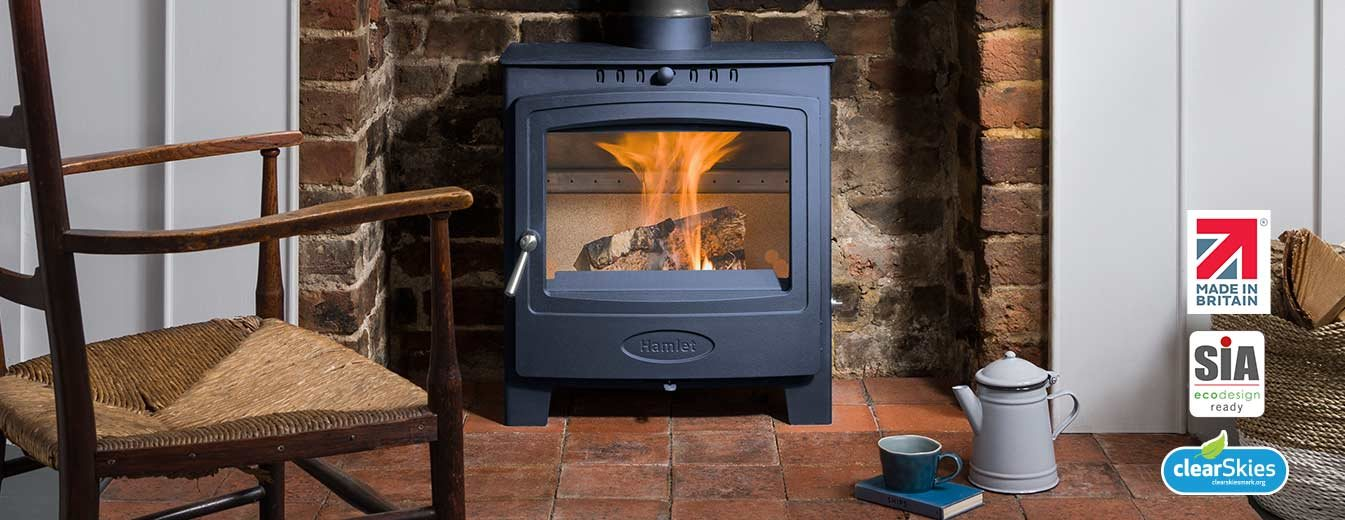Hamlet Solution series 4 stoves