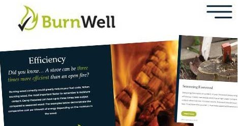 Visit the Burn Well for all the latest news and articles with a focus on responsible wood burning stove ownership. All good, solid advice, no matter which wood burning stove you own.