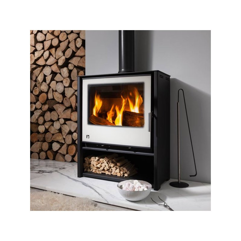 Arada i600 Slimline Freestanding Mid with Sandcastle door