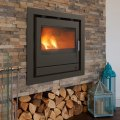 Arada Ecoboiler 12 Cassette Multifuel and Wood burning boiler stove