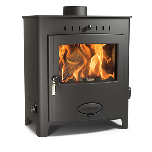 Arada Ecoboiler 16 HE Multifuel and Wood burning boiler stove