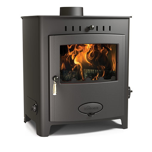 Arada Ecoboiler 20 HE Multifuel and Wood burning boiler stove