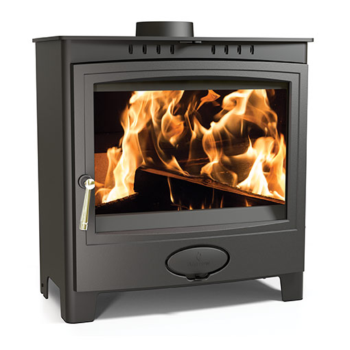 Arada Ecoburn Plus 11 Multifuel and Wood burning stove