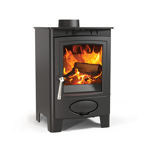 Arada Ecoburn Plus 4 Multifuel and Wood burning stove