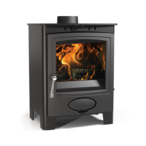 Arada Ecoburn Plus 5 Multifuel and Wood burning stove