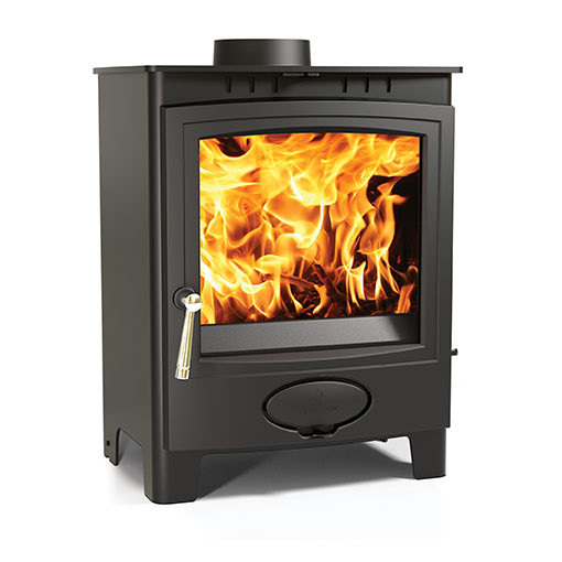 Arada Ecoburn Plus 7 Multifuel and Wood burning stove