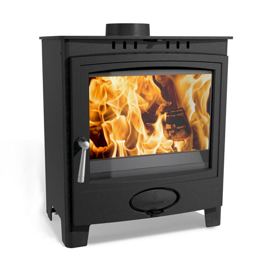 Arada Ecoburn Plus 9 Multifuel and Wood burning stove
