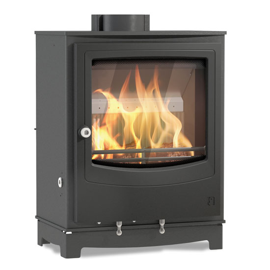 Arada Farringdon Small Eco Multifuel and Wood burning stove