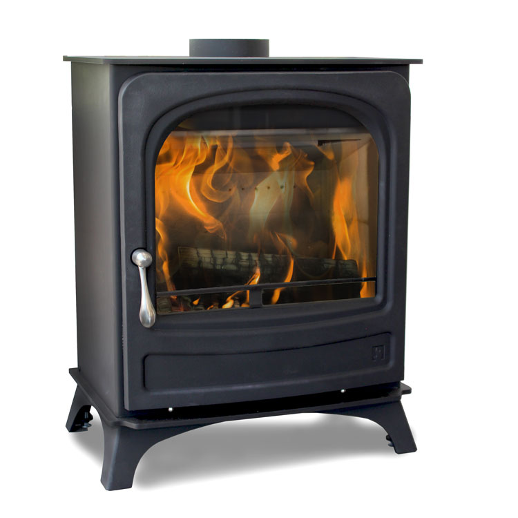 Arada Holborn 5 Widescreen Multifuel and Wood burning stove