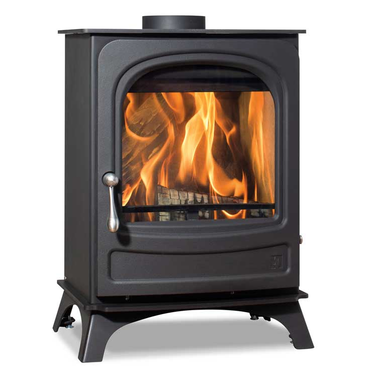 Arada Holborn 5 Multifuel and Wood burning stove