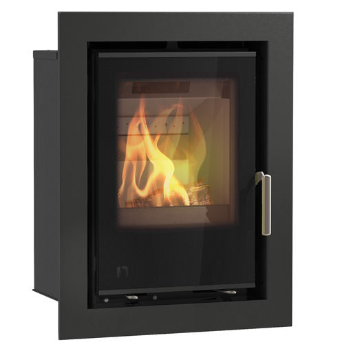 Arada i400 Multifuel and Wood burning stove