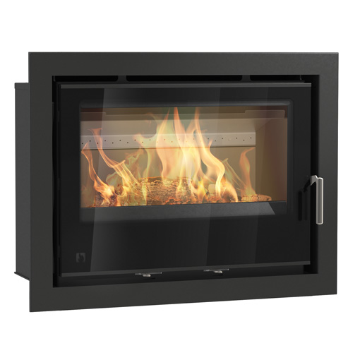 Arada i750 Multifuel and Wood burning stove