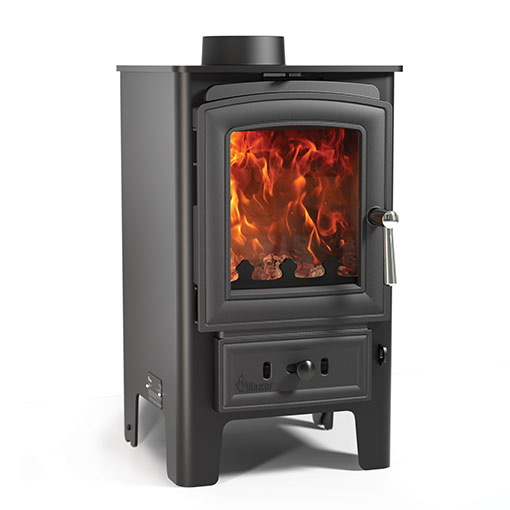 Arada Puffin 4 Multifuel and Wood burning stove