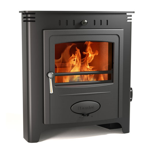 Hamlet Solution Inset 5 Multifuel and Wood burning stove