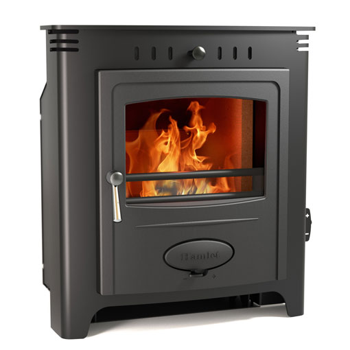 Hamlet Solution Inset 7 Multifuel and Wood burning stove