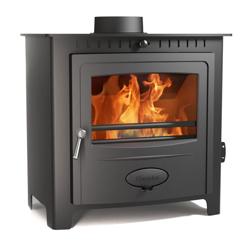 Hamlet Solution 11 Multifuel and Wood burning stove
