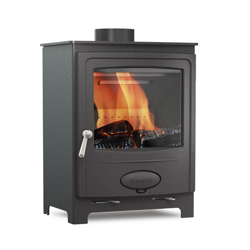 Hamlet Solution 5 SC  Multifuel and Wood burning stove