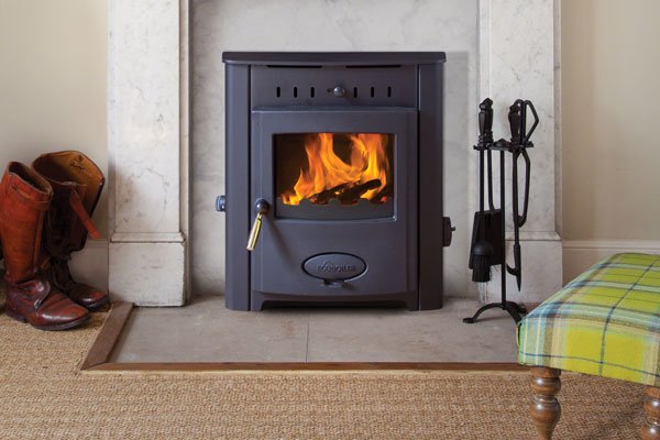 Ecoboiler 9 HE Inset stove