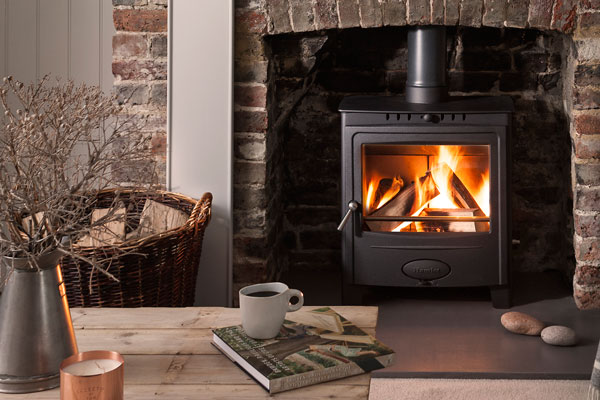 Solution 5 Widescreen stove