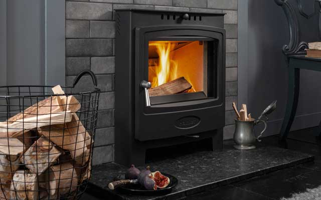 Solution 7 Inset (S4) stove